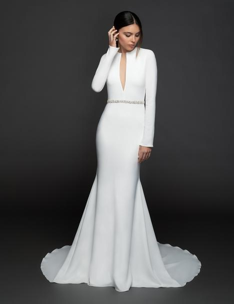 Katia gown from the 2019 Tara Keely by Lazaro collection, as seen on Bride.Canada