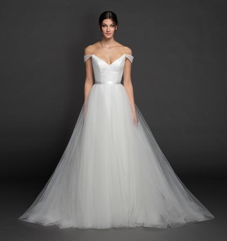 Valentina gown from the 2019 Tara Keely by Lazaro collection, as seen on Bride.Canada
