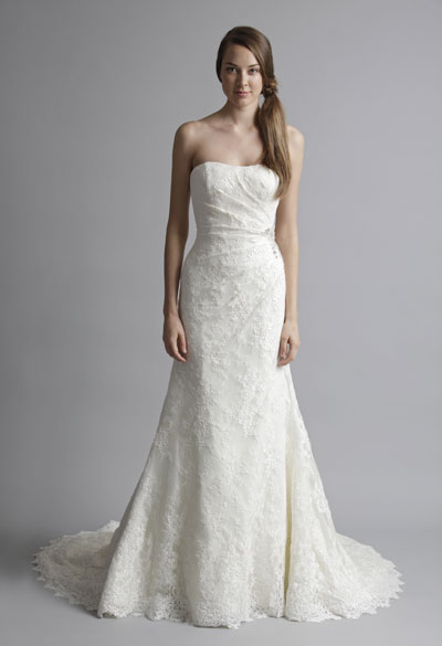 Marlene gown from the 2013 Alyne collection, as seen on Bride.Canada