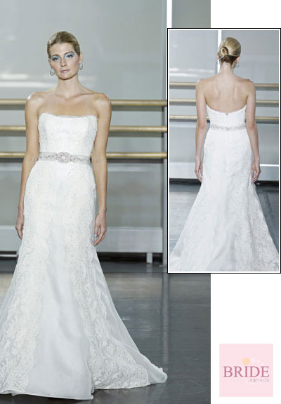 Listra gown from the 2013 Rivini collection, as seen on Bride.Canada