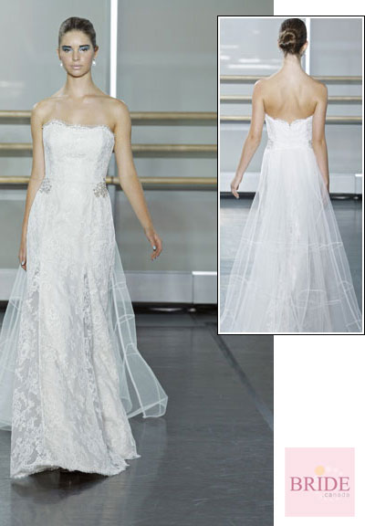 Passione gown from the 2013 Rivini collection, as seen on Bride.Canada
