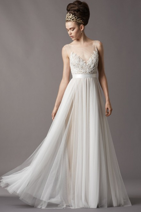 Jacinda gown from the 2013 Watters Brides collection, as seen on Bride.Canada