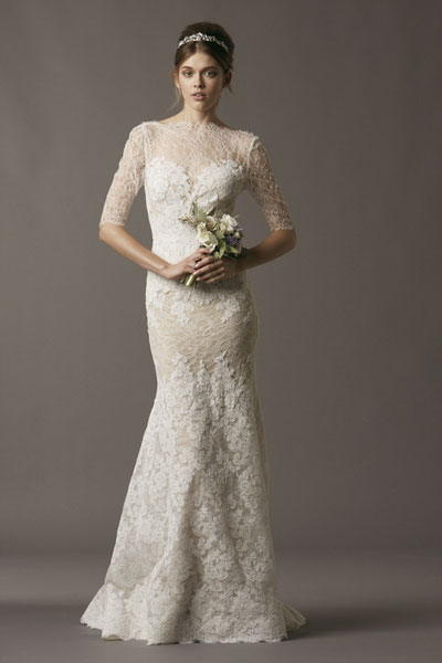 Kerry gown from the 2013 Watters Brides collection, as seen on Bride.Canada