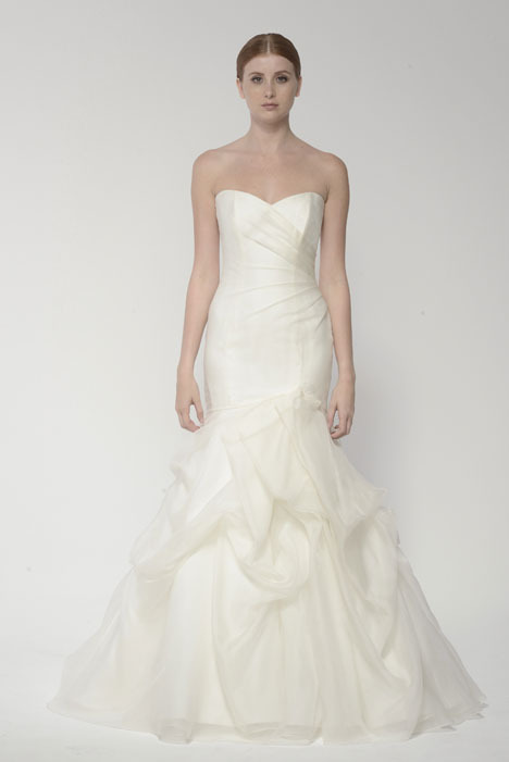 1419O gown from the 2014 Monique Lhuillier: Bliss collection, as seen on Bride.Canada