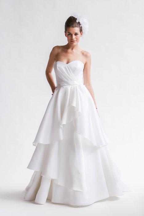 Junko Yoshioka : Champagne Wedding Dresses   DressFinder
