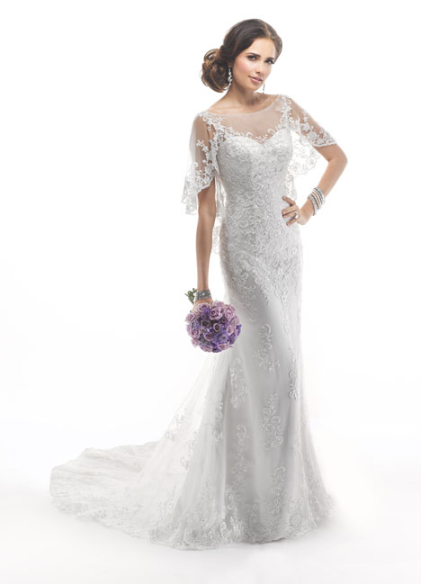 Alvarez gown from the 2014 Maggie Sottero collection, as seen on Bride.Canada