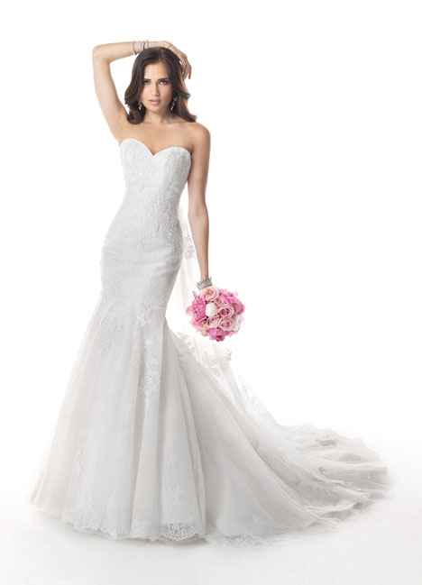 Charmaine gown from the 2014 Maggie Sottero collection, as seen on Bride.Canada