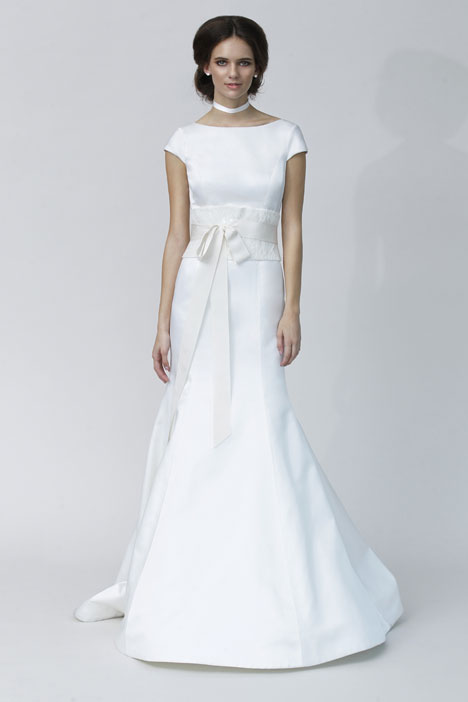 Beatrice gown from the 2014 Rivini collection, as seen on Bride.Canada