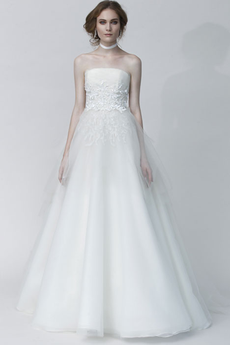 Giovanna gown from the 2014 Rivini collection, as seen on Bride.Canada