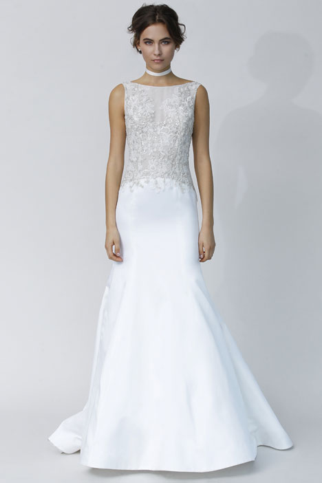 Stefania gown from the 2014 Rivini collection, as seen on Bride.Canada