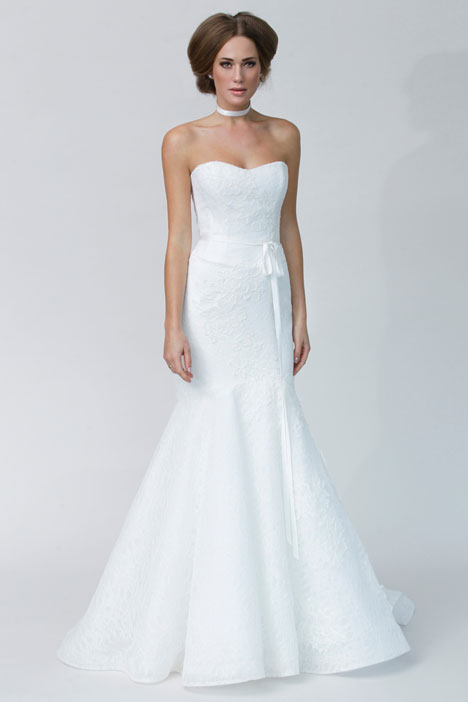 Valentina gown from the 2014 Rivini collection, as seen on Bride.Canada