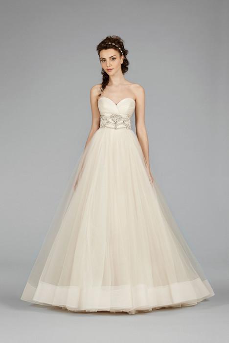 3453 by lazaro brideca wedding dresses