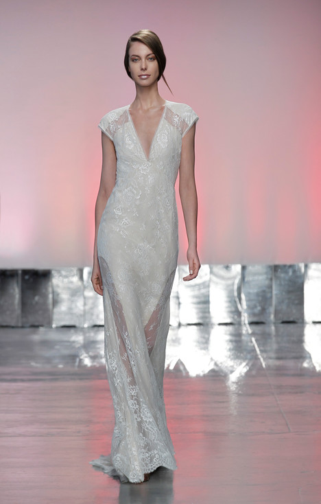 Astrid gown from the 2014 Rivini collection, as seen on Bride.Canada