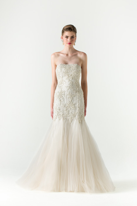Divine gown from the 2015 Anne Barge collection, as seen on Bride.Canada
