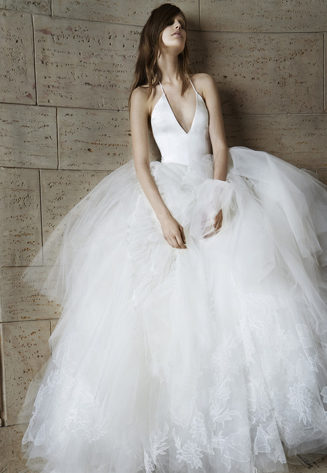 Odette gown from the 2015 Vera Wang collection, as seen on Bride.Canada