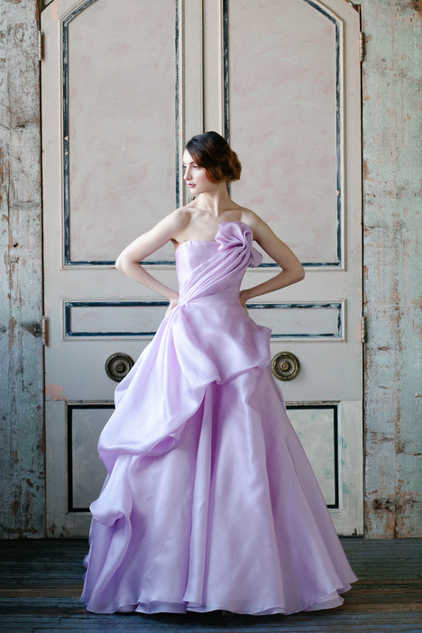 Orchid gown from the 2015 Sareh Nouri collection, as seen on Bride.Canada