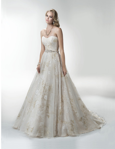 Avalon gown from the 2014 Maggie Sottero collection, as seen on Bride.Canada