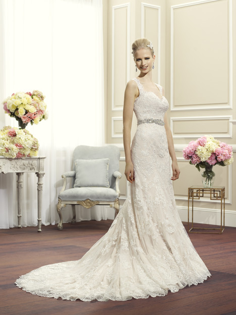 H1263 gown from the 2014 Moonlight : Couture collection, as seen on Bride.Canada