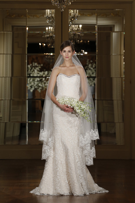 RK5407 gown from the 2015 Romona Keveza Collection collection, as seen on Bride.Canada