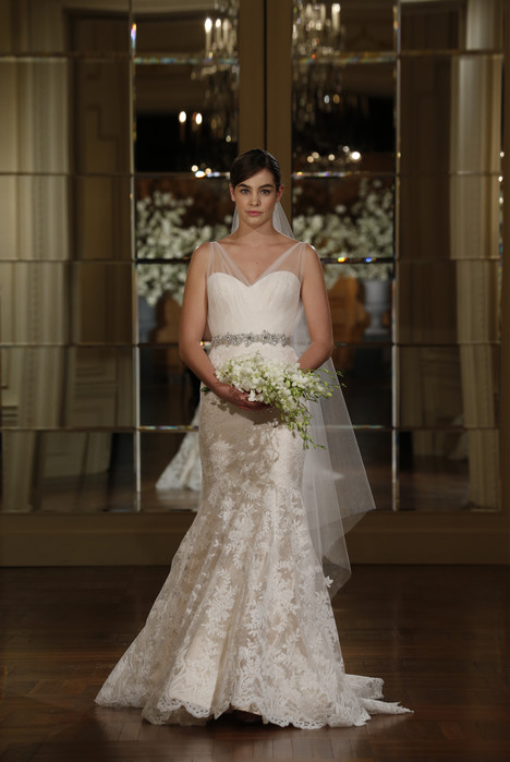 L5102NS gown from the 2015 Legends Romona Keveza collection, as seen on Bride.Canada