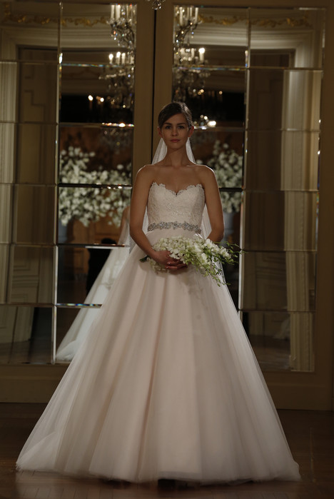 L5108 gown from the 2015 Legends Romona Keveza collection, as seen on Bride.Canada