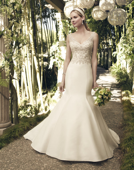 2175 gown from the 2014 Casablanca Bridal collection, as seen on Bride.Canada