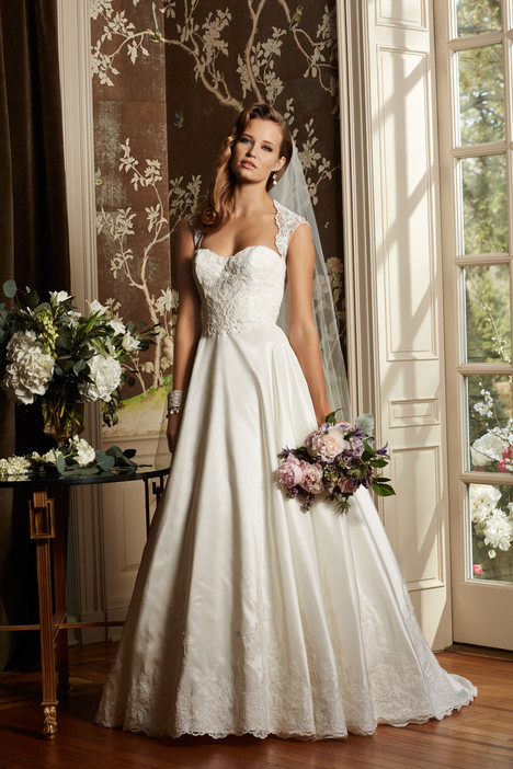 Anastasia gown from the 2014 Wtoo Brides collection, as seen on Bride.Canada