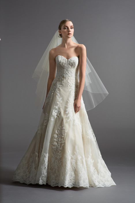 Phillipa gown from the 2014 Watters Brides collection, as seen on Bride.Canada