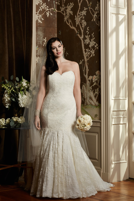 Pippin gown from the 2014 Wtoo Curve collection, as seen on Bride.Canada