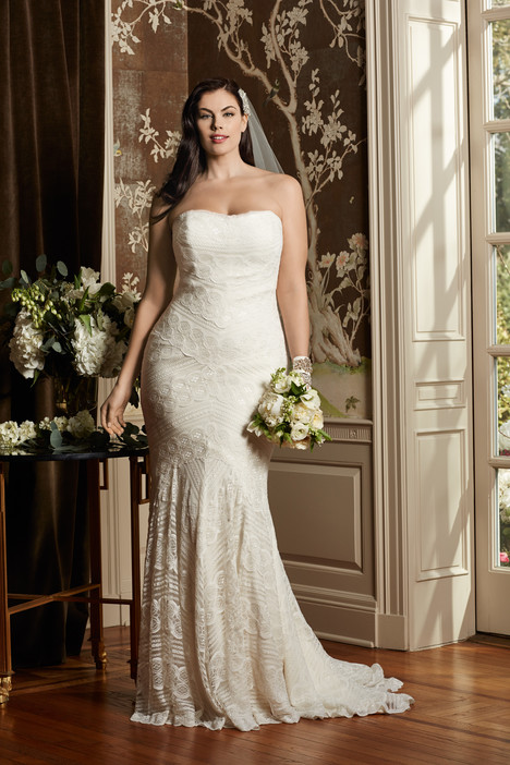 Poeta gown from the 2014 Wtoo Curve collection, as seen on Bride.Canada
