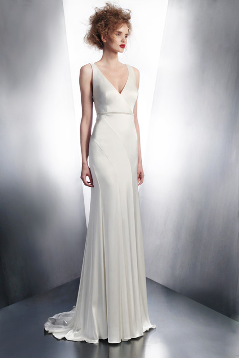 3761 (ivory) gown from the 2015 Gemy Maalouf collection, as seen on Bride.Canada