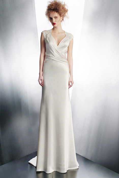 4126 gown from the 2014 Gemy Maalouf collection, as seen on Bride.Canada