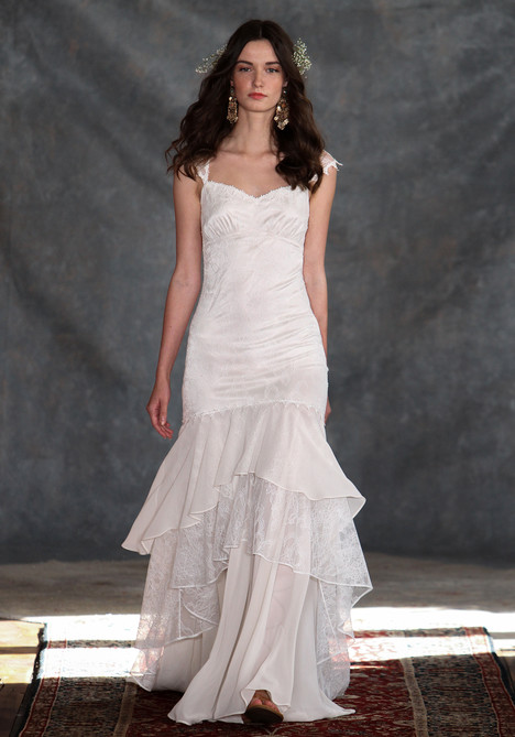 Seraphina gown from the 2015 Claire Pettibone: Couture collection, as seen on Bride.Canada