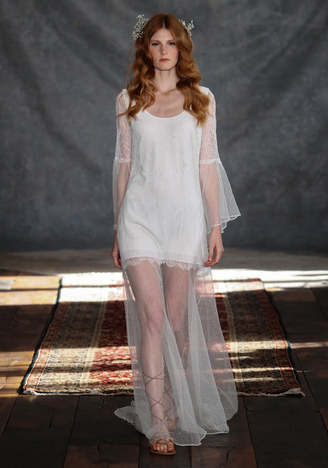 Topanga gown from the 2015 Claire Pettibone: Couture collection, as seen on Bride.Canada