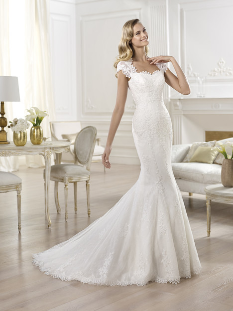 Omaya gown from the 2014 Pronovias collection, as seen on Bride.Canada