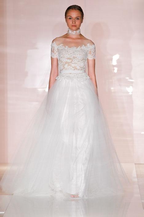 charlotte by reem acra brideca wedding dresses