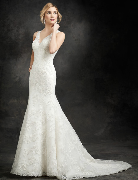 BE243 gown from the 2015 Ella Rosa collection, as seen on Bride.Canada