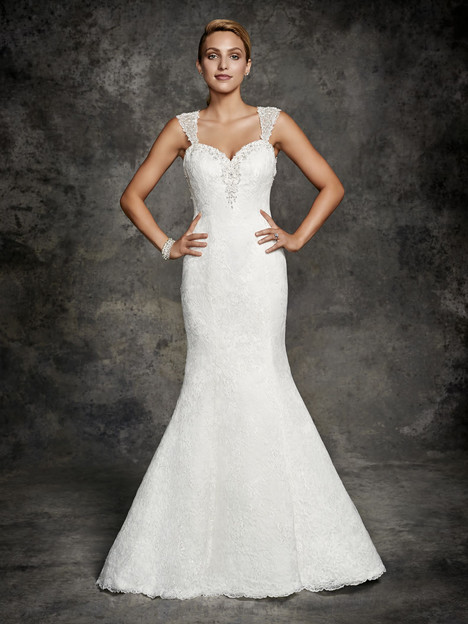 BE270 gown from the 2015 Ella Rosa collection, as seen on Bride.Canada