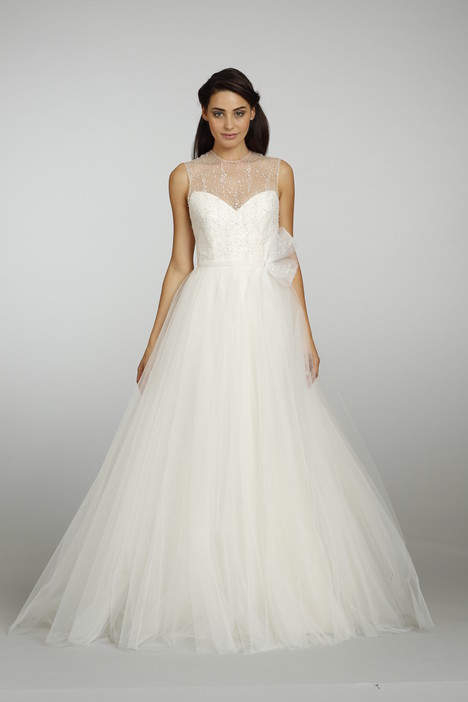 2302 gown from the 2013 Tara Keely collection, as seen on Bride.Canada
