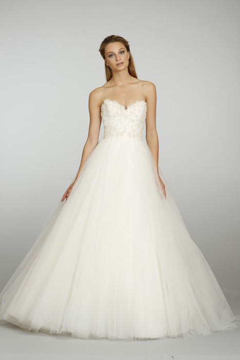 2303 gown from the 2013 Tara Keely collection, as seen on Bride.Canada