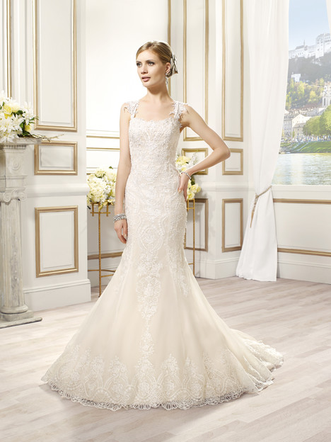 Danica gown from the 2015 Val Stefani collection, as seen on Bride.Canada