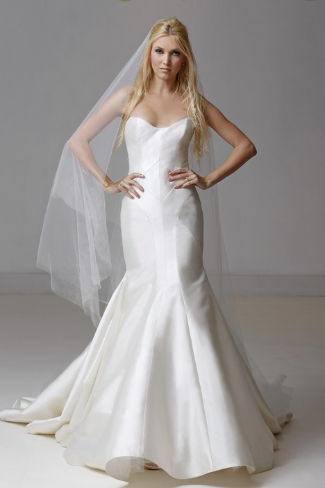 Tourmaline gown from the 2015 Carol Hannah collection, as seen on Bride.Canada