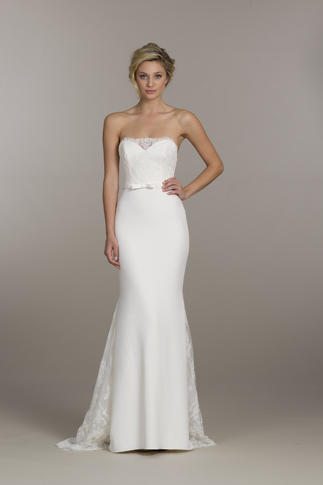 2507 gown from the 2015 Tara Keely collection, as seen on Bride.Canada