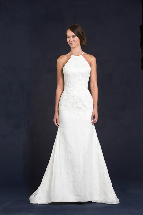 Garner gown from the 2015 Lis Simon collection, as seen on Bride.Canada