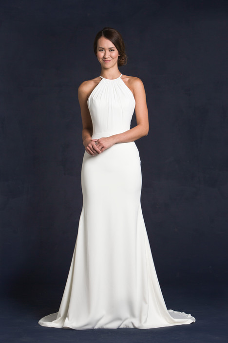 Gia gown from the 2015 Lis Simon collection, as seen on Bride.Canada