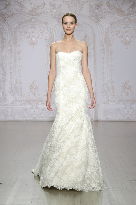 Sia gown from the 2015 Monique Lhuillier collection, as seen on Bride.Canada