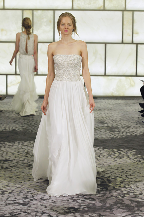 Suri gown from the 2015 Rivini collection, as seen on Bride.Canada