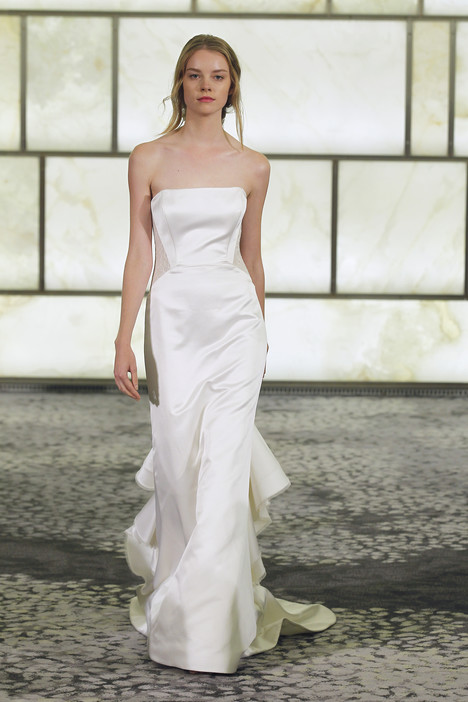 Stella gown from the 2015 Rivini collection, as seen on Bride.Canada
