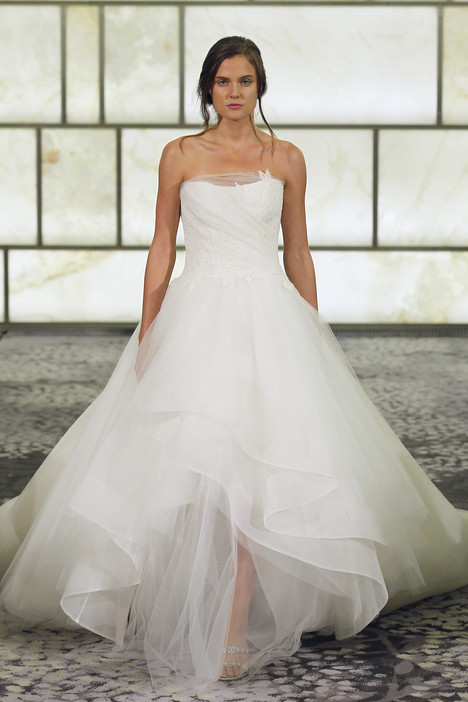 Sabina gown from the 2015 Rivini collection, as seen on Bride.Canada