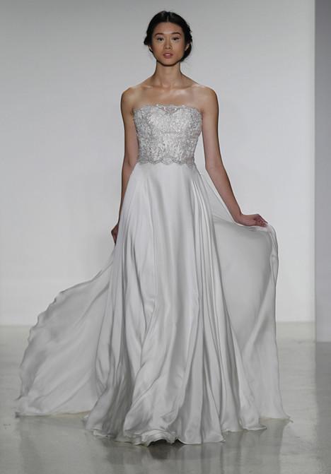 Annabelle gown from the 2014 Kelly Faetanini collection, as seen on Bride.Canada
